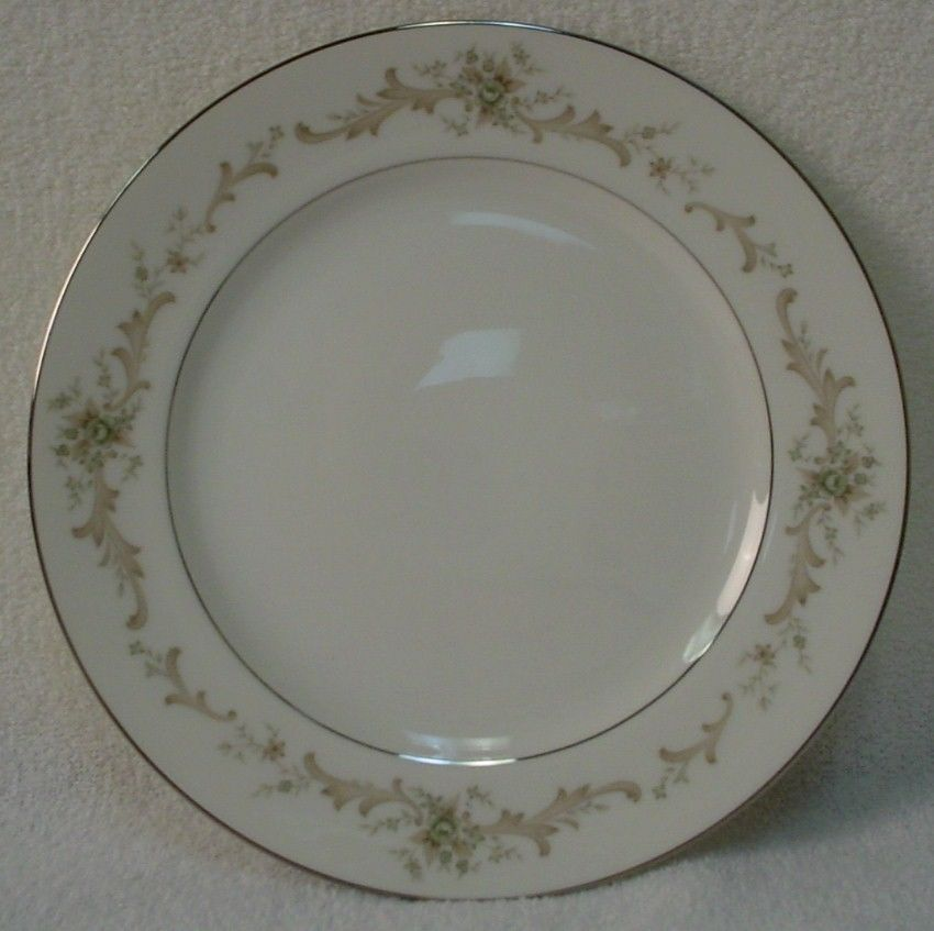SANGO china CAROUSEL 3647 pattern Set of TWO (2) BREAD and BUTTER PLATES
