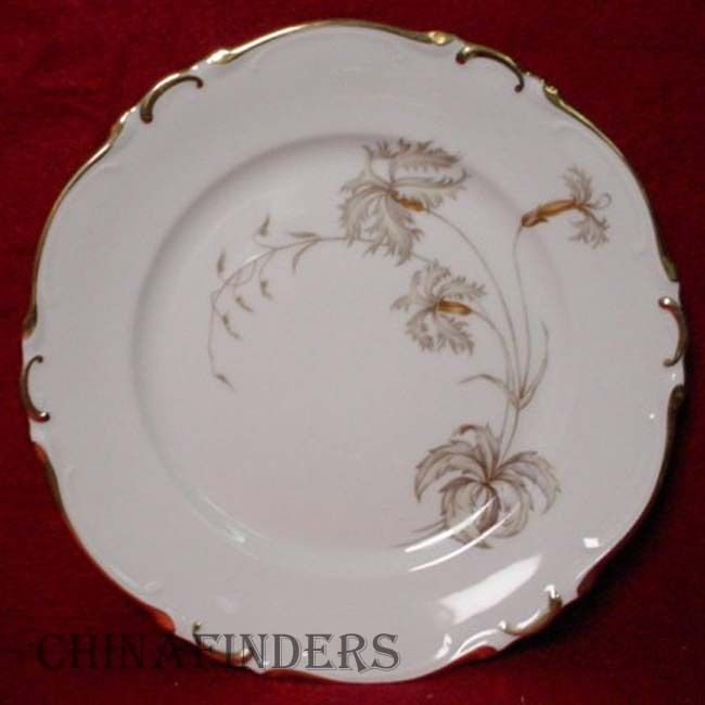 HEINRICH & Co. china DU BERRY # 17485 Salad Plate