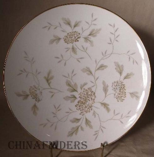 NORITAKE china JANICE 5814 pattern SALAD PLATE