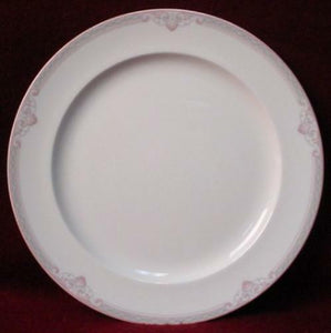 LENOX china HATTERAS 7822 pattern BREAD PLATE - Set of Three (3) - 7""
