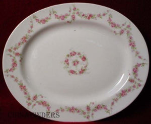 BERNARDAUD Delinieres china BER394 small OVAL PLATTER