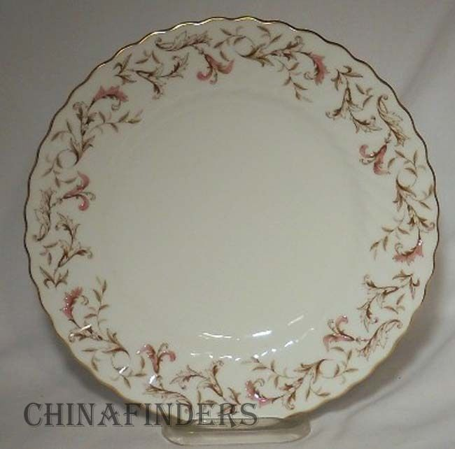 MINTON china MOORLAND pattern S697 Dinner Plate