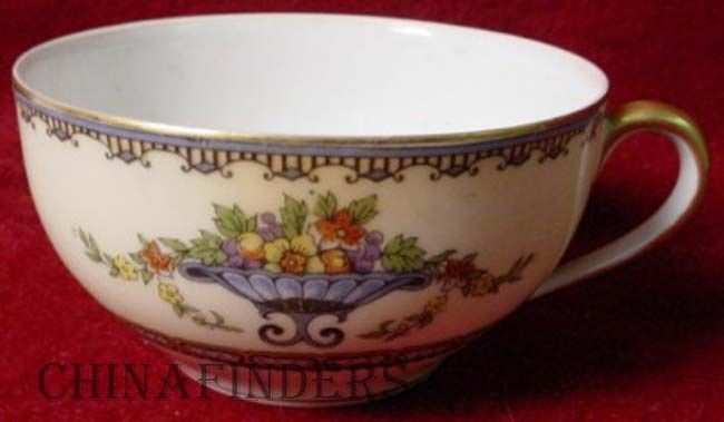 NORITAKE china LAUTANA pattern CUP ONLY