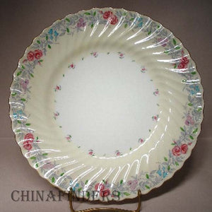 MINTON china PRINTEMPS S370 pttrn DINNER PLATE