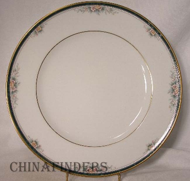 NORITAKE chin LANDON 4111 Dinner Plate - 10-1/2