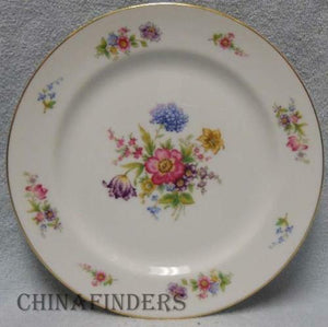 NORITAKE china DRESGAY 3038 Salad Plate