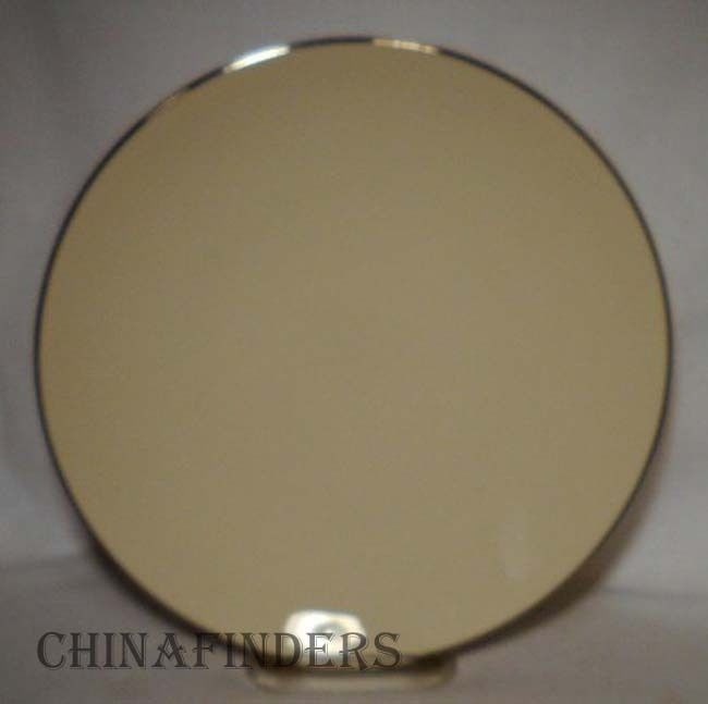FLINTRIDGE china BELLMERE coupe china Salad or Dessert Plate 8 5/8