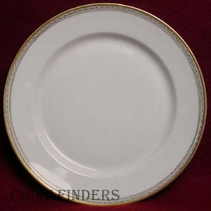 HEINRICH china CLARIDGE pttrn LUNCHEON PLATE