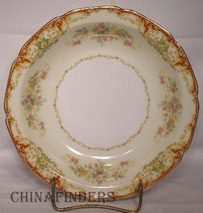 NORITAKE china IDALIA Soup or Salad Bowl