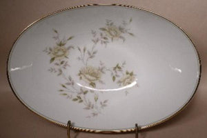NORITAKE china INGRID 5904 Oval Vegetable Serving Bowl