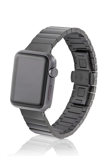38mm Matte Gunmetal Revo - My Apple Watch Band
