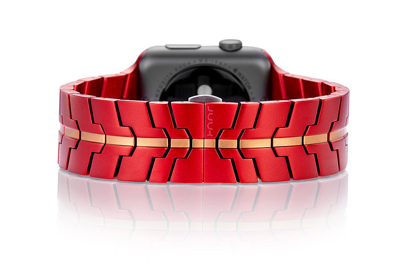 Vitero Crimson 42mm - My Apple Watch Band