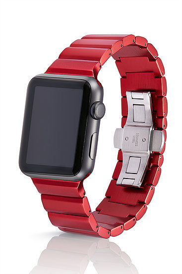 42mm Ligero Ruby - My Apple Watch Band