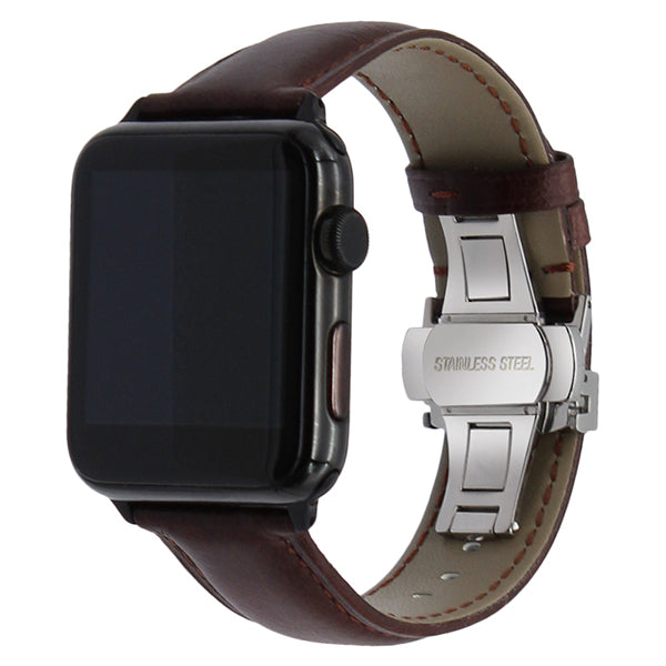 Italian Genuine Leather Band - My Apple Watch Band