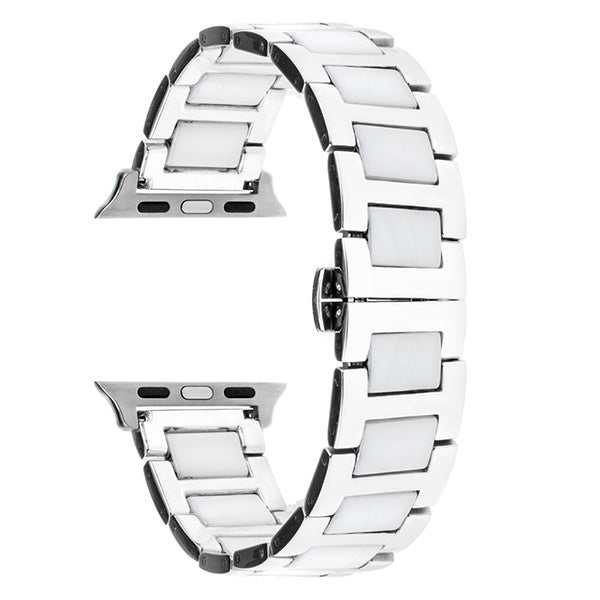 Ceramic & Stainless Steel Band - My Apple Watch Band