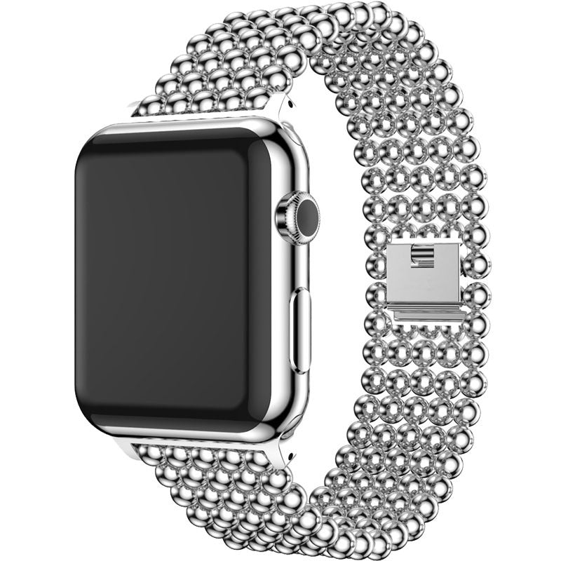 Sphere Layered Stainless Band - My Apple Watch Band