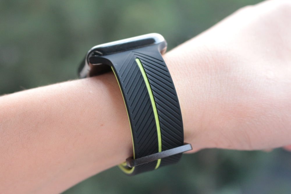 MyAppleWatchBand Two Tone Sport Strap for Apple Watch - My Apple Watch Band