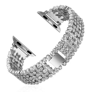 Fashion Rhinestone Encrusted Band - My Apple Watch Band