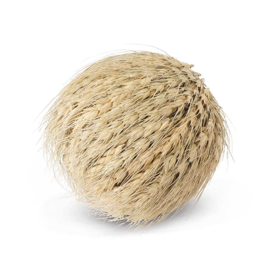 Natural Wheat Spike Ball