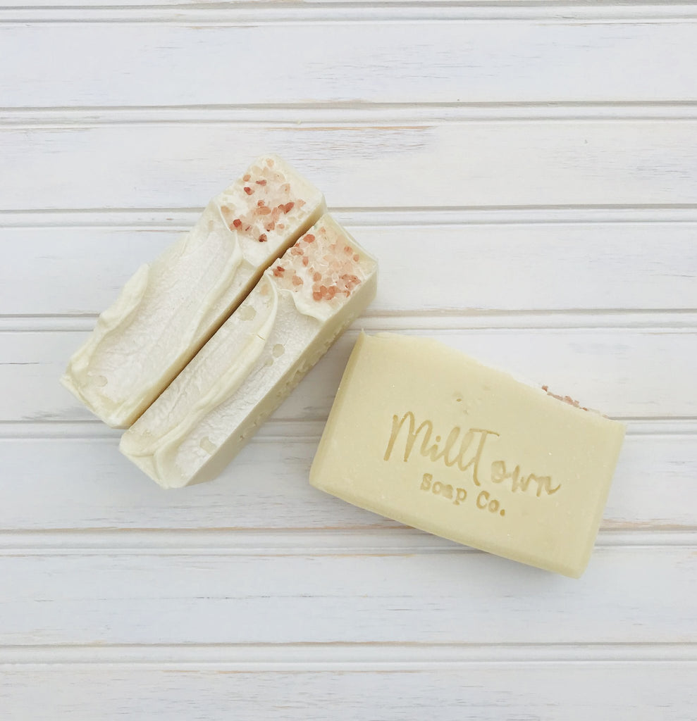 Honeysuckle & Sea Salt Milltown Soap