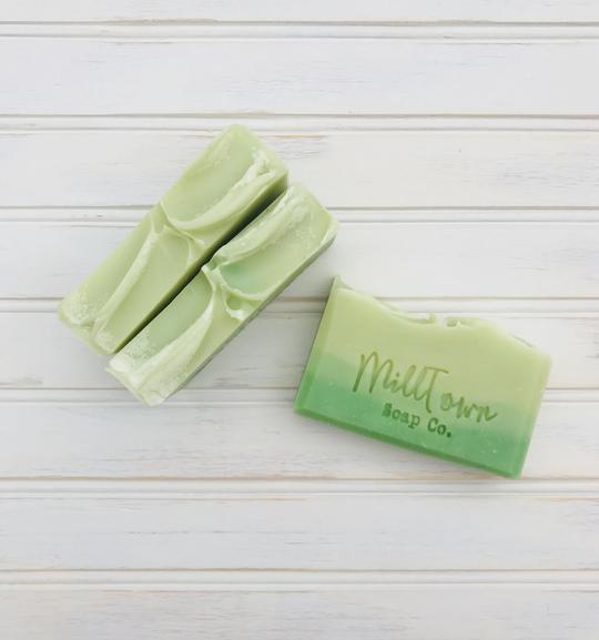 Apple Sage Milltown Soap