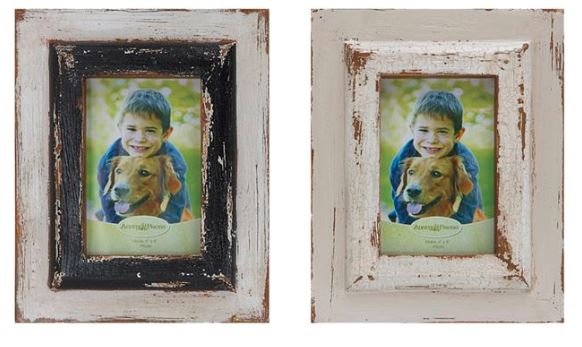 Distressed Picture Frame