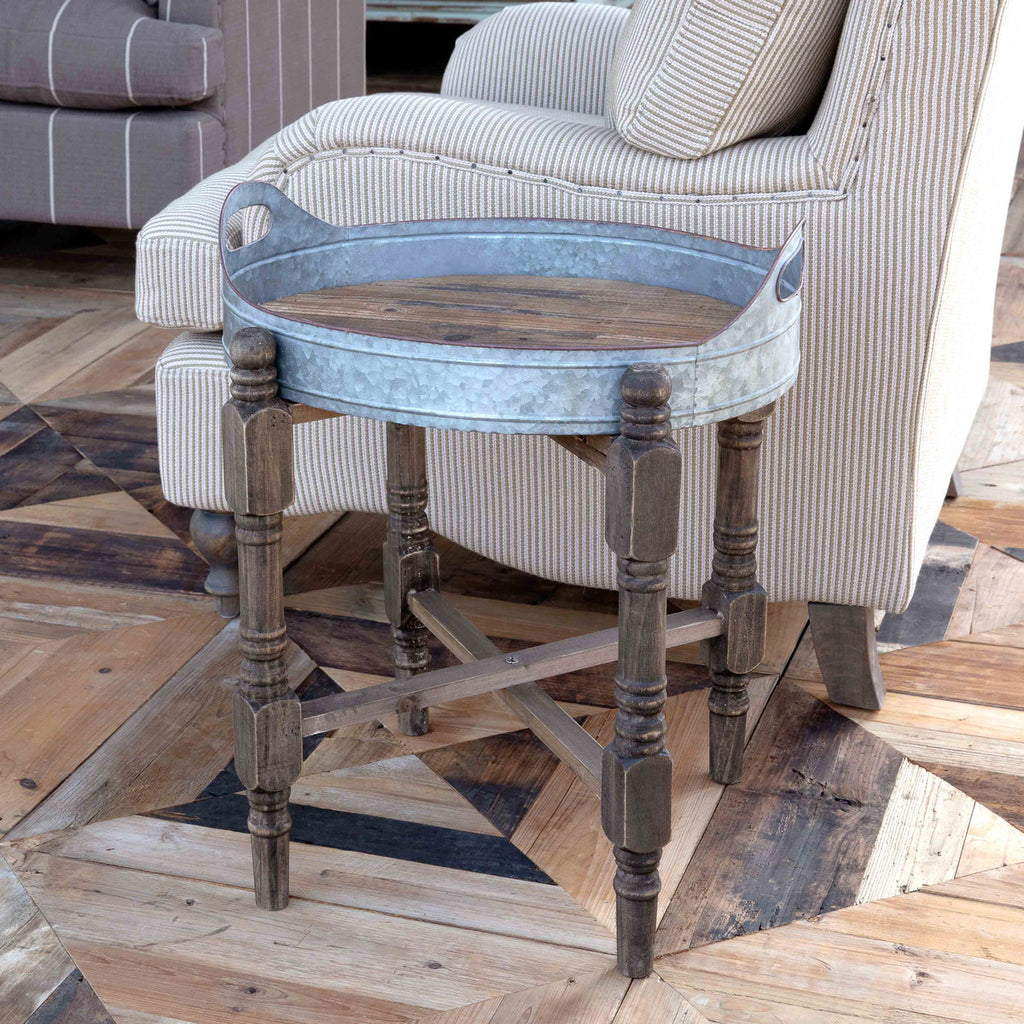 Front Porch Tea Tray Table (In-Store Pickup Only)