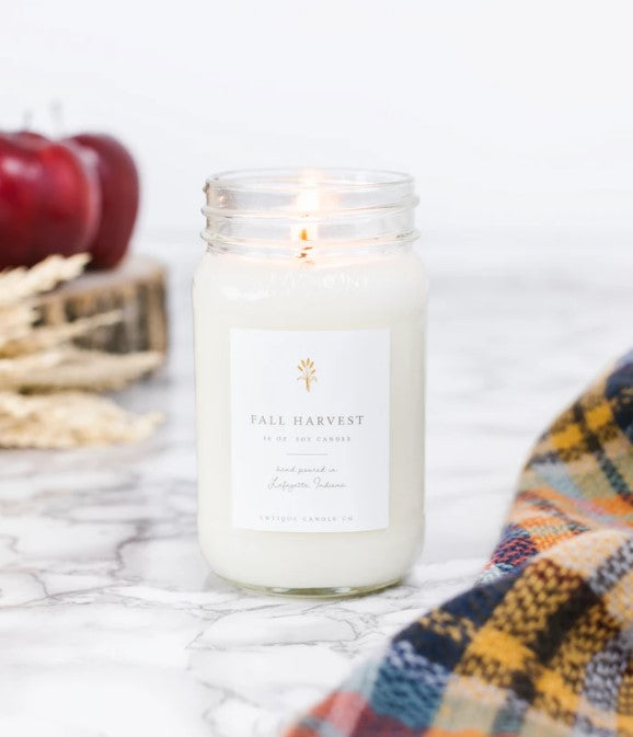 Fall Harvest 16oz Candle
