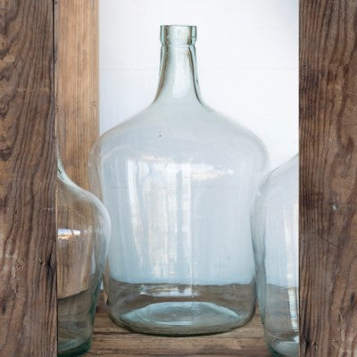 Demijohn Cellar Bottle (3 Sizes)