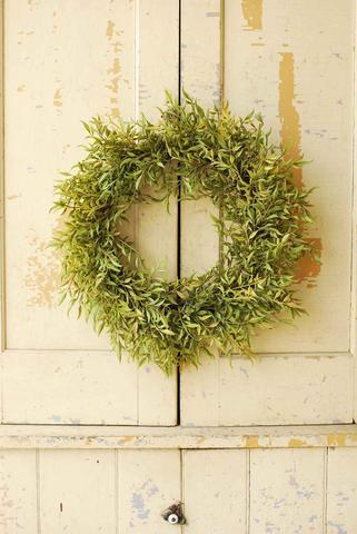 Large Smilax Wreath, 20""