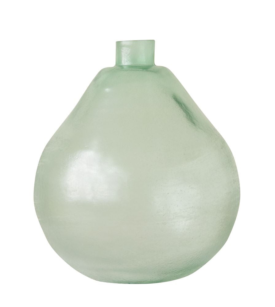 Sea Glass Green Bottle
