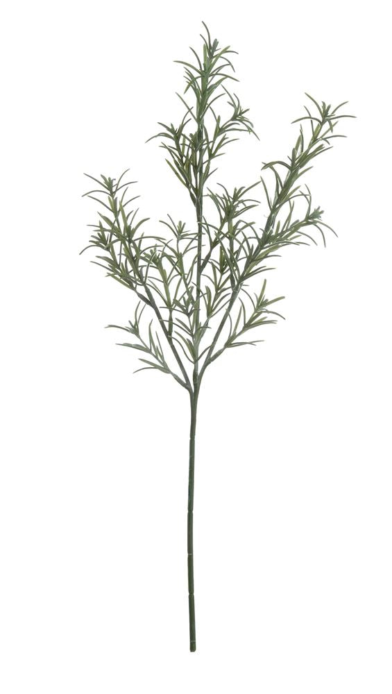 "Faux Rosemary Pick (19""H)"