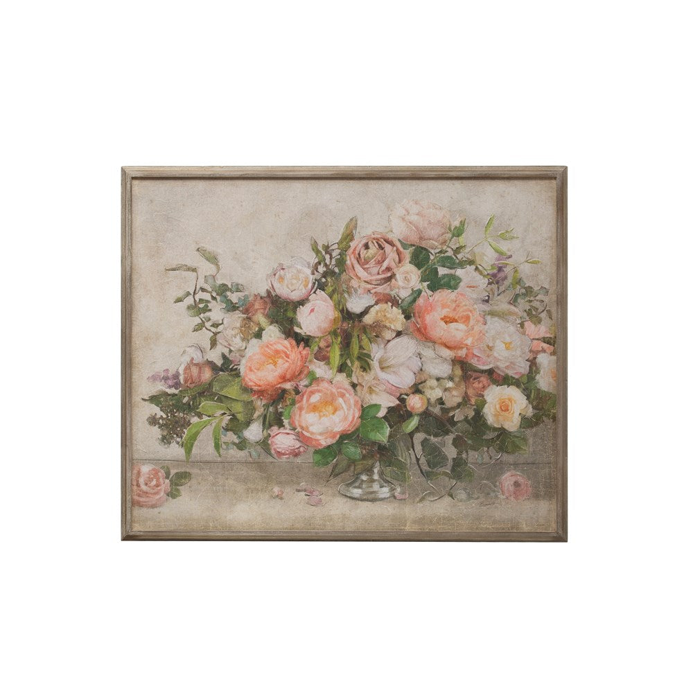 """A Southern Arrangement"" Floral Painting"