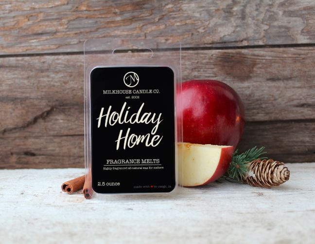 Holiday Home-Fragrance Melt (2.5oz)