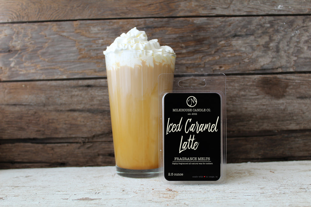 Iced Caramel Latte-Fragrance Melt (2.5oz)