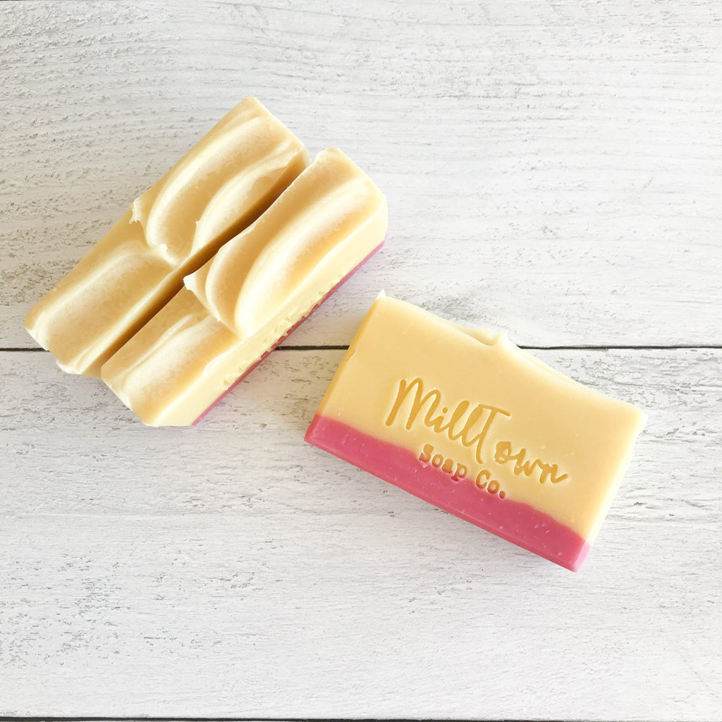 Pineapple Papaya Milltown Soap
