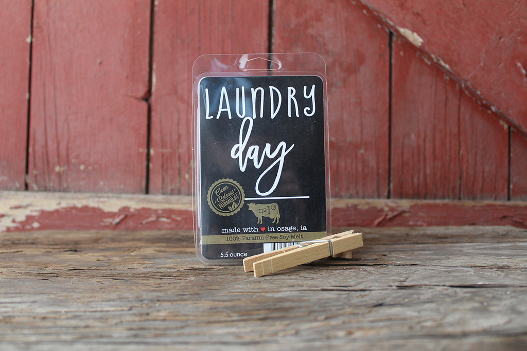 Laundry Day-Fragrance Melt (5.5oz)