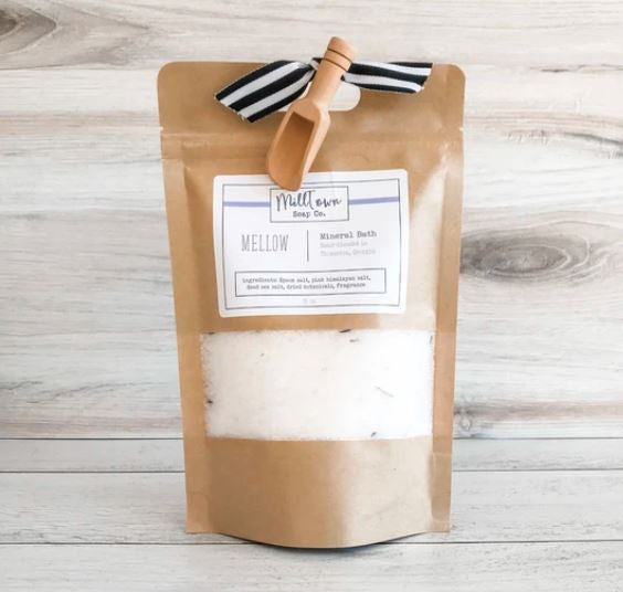 Mellow Milltown Soap Co. Bath Salt