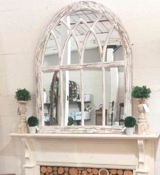 Large Arched Mirror (Store Pickup Only)