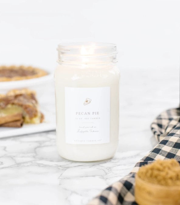Pecan Pie 16oz Candle