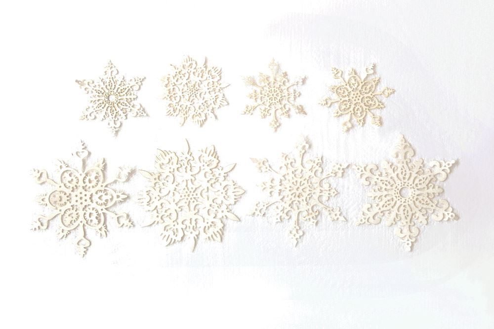 Snowflakes (Set of 16)