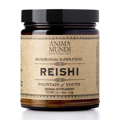 REISHI : FOUNTAIN OF YOUTH - Super Herb Powder
