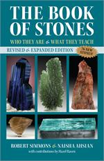 """The Book of Stones"" NEW Revised & Expanded Edition by Robert Simmons & Naisha Ashian"