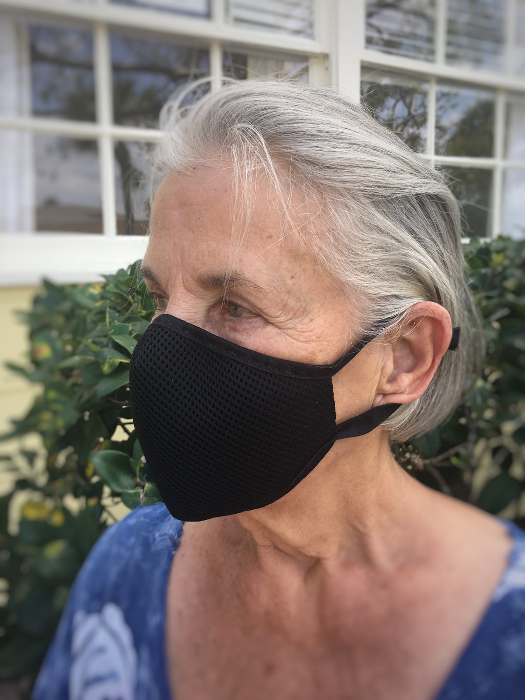 Just Breathe Mask 2 PACK - Antimicrobial with Wicking Ability