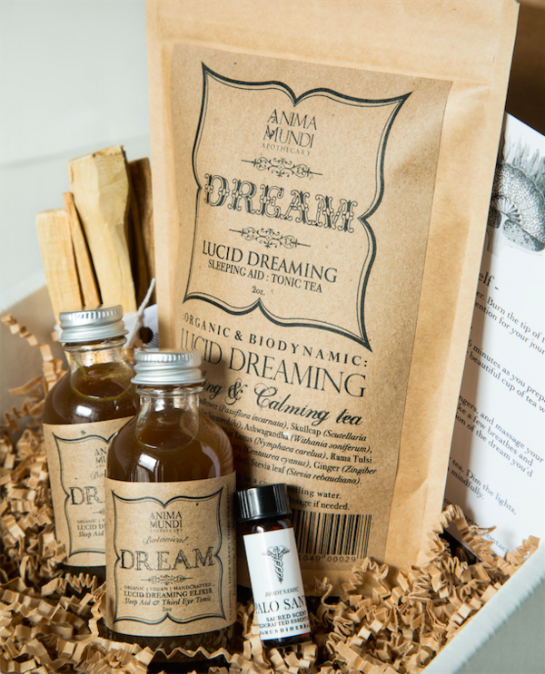 LUCID DREAMING KIT - Third Eye Tonics