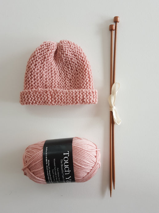 Beginner Baby Beanie Kit