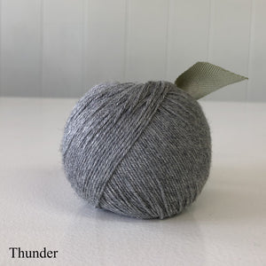 Glencoul 4ply Cotton Merino