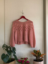 Love Note Sweater Intermediate Class | November 16, 23, 30 + December 7 | 12-2pm