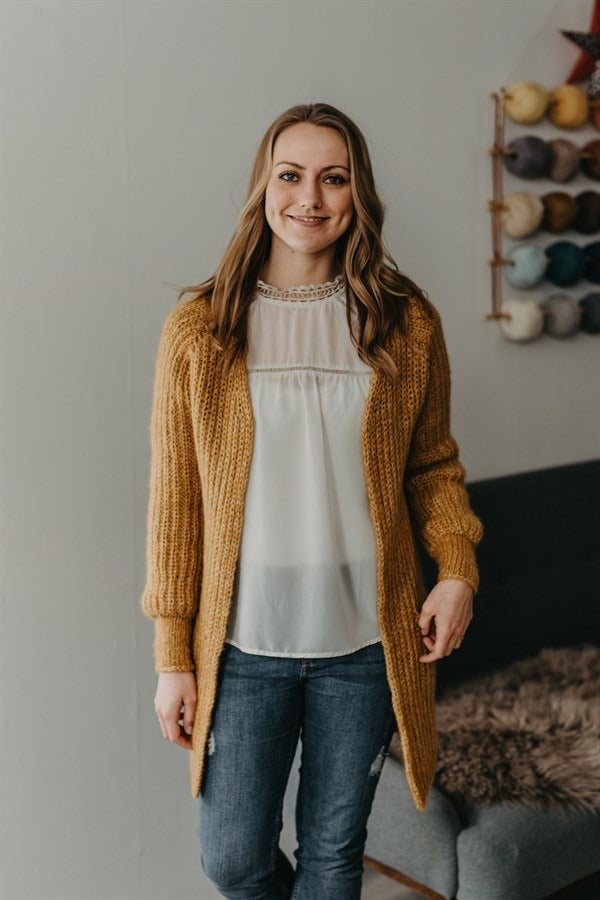 Dreamy Cardigan - My Size | printed pattern
