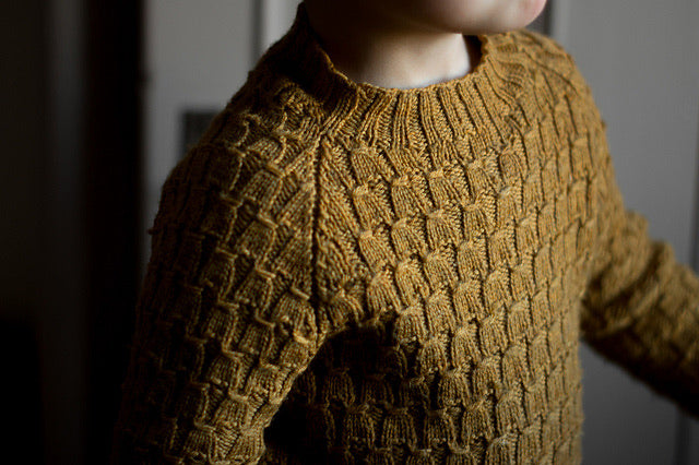 Viggo's Sweater | printed pattern